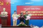 Thưởng nóng Cảnh sát Quảng Ninh bắt xe ô tô biển số Lào chở 100 bánh heroin
