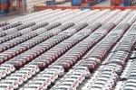 924 ô tô Honda Bắc tiến tại cảng Hải Phòng, được giảm thêm 5% thuế