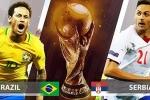 Người xem World Cup áp đảo, VTV 'tranh thủ' tăng giá quảng cáo lên 400 triệu đồng/10 giây