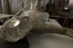 Thảm họa núi lửa Pompeii chôn sống 2.000 người: Giải mã tư thế chết bí ẩn của nạn nhân