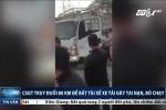 Clip: CSGT Hà Giang đuổi 80 km bắt tài xế gây tai nạn, bỏ chạy