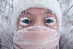 Nhiệt kế hỏng, mặt người đóng băng ở ngôi làng lạnh nhất thế giới