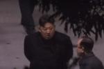 Video cực hiếm về Chủ tịch Kim Jong-un tại trạm nghỉ ở Trung Quốc