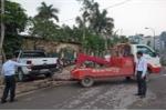 Hà Nội dẹp 'cướp' vỉa hè: Một ô tô đỗ sai quy định, 4 cơ quan cùng vào cuộc