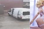 Clip: Trộm đột nhập cửa hàng , 'cuỗm' búp bê tình dục 102 triệu đồng