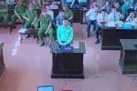 Clip: Bác sỹ Hoàng Công Lương bất ngờ xin giữ quyền im lặng trước tòa
