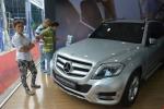 Giá ô tô nhập khẩu trung bình chỉ còn 341 triệu đồng/chiếc