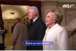 1.001 cung bậc cảm xúc của bà Clinton trong lễ nhậm chức của Donald Trump