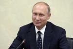 Tổng thống Nga Putin chúc mừng Donald Trump