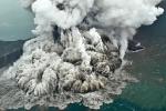 Clip: Núi lửa ở Indonesia phun trào dữ dội như tận thế