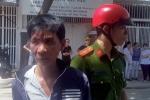 Cán bộ Sở Giao thông Khánh Hòa lao thẳng ôtô vào 2 tên cướp