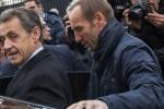 Cựu Tổng thống Pháp Nicolas Sarkozy bị bắt giữ
