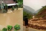 Video: Bão số 4 quét qua, nhiều huyện miền núi ở Nghệ An bị sạt lở, cô lập