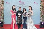 Hoa hậu Tiểu Vi chúc mừng vợ chồng doanh nhân Hoàng Kim Khánh mở thêm chi nhánh làm đẹp