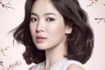 Mũi của Song Hye Kyo trở thành chuẩn mực thẩm mỹ tại Hàn Quốc