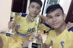 SLNA sẽ để 2 tuyển thủ U23 Việt Nam đá chính trận Siêu Cup
