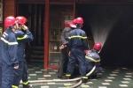 Video: Hiện trường vụ cháy khu mát-xa trung tâm Hải Phòng