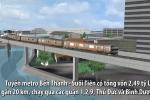 Video: Bên trong đường hầm Metro 781m vừa khoan xong tại TP.HCM