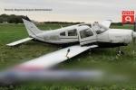 Video: Máy bay mất bánh xe, nữ phi công 17 tuổi vẫn hạ cánh tài tình