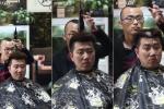 Clip: Cắt tóc bằng tông đơ theo cách sáng tạo và cái kết đắng