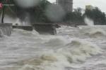 Clip bão số 3 Thần Sét đổ bộ Quảng Ninh - Hải Phòng - Thái Bình