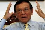 Campuchia: Chủ tịch đảng CNRP đối lập bị truy tố tội phản quốc