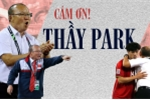 HLV Park Hang Seo: 'Người lái đò' thay đổi vận mệnh bóng đá Việt Nam