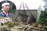 Người đàn ông kể phút kinh hoàng khi cơn lũ quét cuốn trôi cả gia đình ở Thanh Hóa