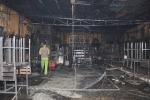Ảnh: Bên trong nhà hàng cháy làm 6 người chết ở Đồng Nai