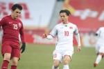 Trực tiếp U23 Việt Nam vs U23 Qatar, bán kết bóng đá U23 Châu Á 2018