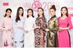 Hiếm hoi lắm, cả 6 Hoa hậu - Á hậu mới cùng hội ngộ