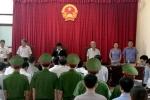 Tuyên án đối với 14 cựu cán bộ sai phạm đất đai ở xã Đồng Tâm