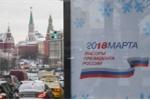 Bầu cử Tổng thống Nga sắp tới có thể phải đối mặt mối nguy này