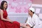 Vừa cầu hôn Nhã Phương, Trường Giang lại mặc đồ ngủ quyến rũ Ái Phương