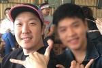 Haha của 'Running Man' cùng hội bạn thân nghệ sĩ bất ngờ đến thăm chợ đêm Hà Nội