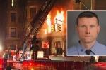 Tòa nhà quay phim của Bruce Willis cháy lớn, một lính cứu hỏa tử vong