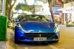 Siêu xe Ferrari California T thứ hai lăn bánh trên phố Sài Gòn