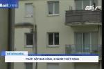 Sập ban công chung cư, 4 người thiệt mạng