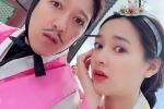 Vo chong moi cuoi Dinh Hien Anh - Thu truong Bo Tai chinh, Truong Giang - Nha Phuong don Valentine ra sao? hinh anh 2