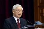 Tổng Bí thư ký ban hành quy định về trách nhiệm nêu gương
