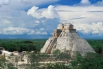 Ẩn số về thành phố Uxmal của nền văn minh Maya cổ đại
