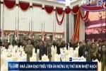 Thử bom thành công, lãnh đạo Triều Tiên mở tiệc ăn mừng linh đình