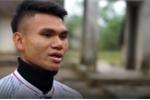 Hậu vệ Xuân Mạnh: 'Gia đình nghèo khó là động lực để đá bóng'