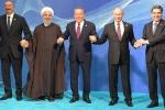 Công ước về tình trạng pháp lý của Biển Caspi được các nước ký kết sau 22 năm đàm phán