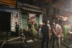 Ngôi nhà ở trung tâm Đà Nẵng bị thiêu rụi trong đêm