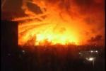 Ukraine nghi 'có bàn tay' của Nga trong vụ nổ kho đạn