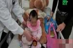 Bé gái nhỏ tuổi nhất thế giới bị ung thư buồng trứng
