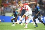 Đến ông trời cũng khóc cho Croatia