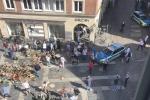 Đức: Xe ô tô lao vào đám đông, hàng chục người thương vong