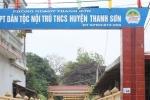 Bộ GD&ĐT yêu cầu xác minh sự việc hiệu trưởng lạm dụng tình dục học sinh ở Phú Thọ